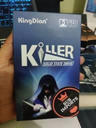 Título do anúncio: Ssd KingDian 256GB