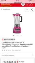 Liquidificador KitchenAid 110V