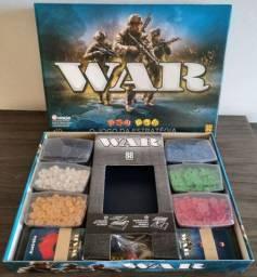 Jogo de tabuleiro - WAR