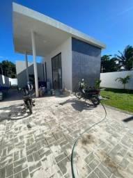 Bela Casa (em construção) no bairro Portal do Sol (Quadramares)