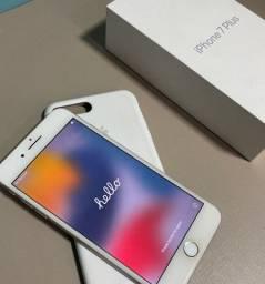 Título do anúncio: iPhone 7 Plus impecável