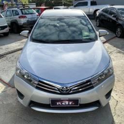 Toyota Corolla Gli 1.8 Cvt - 2015/2016 (GNV)