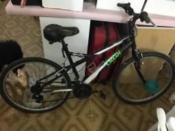 Bicicleta Caloi R$ 450,00