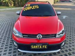 Título do anúncio: Volkswagen Saveiro CE CROSS MA COMPLETA