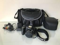 Vendo Câmera Sony Cybershot Dsc-hx1 + Acessorios