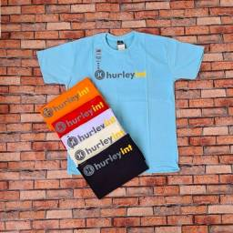 Camisas surf hurley