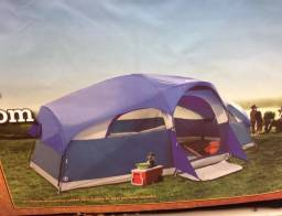 Barraca de camping 8 pessoas