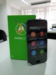 Moto G5 Plus 32GB XT1683 Platinum + NF + Capa + Película