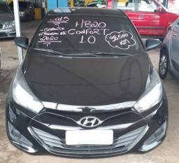 Hyundai Hb20 1.0 Comfort Plus 12V Flex 4P Manual 2015/2015 - 2015