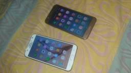 Vendo dois celulares j7 bem conservado