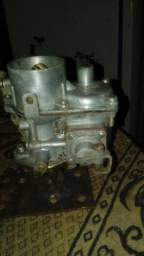 Carburador de fusca com pé' adaptavel.em vários. modelos de motor de carro