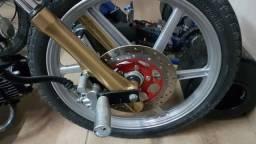 Drifit trike motorizado