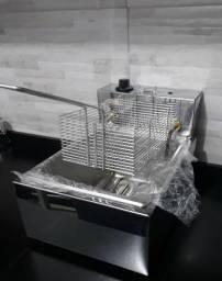 778-Fritadeira e Tacho Elétrico - Inovare fabricação propria