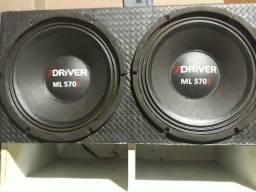 Alto falante 7 Driver
