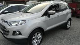 Ford Ecosport 2.0 Titanium automática, liiinda, Segunda dona, Bancos em couro, Impecável! - 2014
