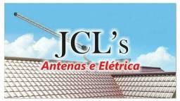 Serviço de ELÉTRICA, ANTENA E CAMERA DE SEGURANÇA