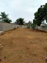 Terreno murado, com água e esgoto, 360m² em São Miguel, Seropédica