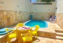 Alugo casa com piscina no centro de Tamandaré - Preço promocional para o NATAL!