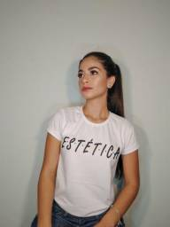 Camiseta Estética