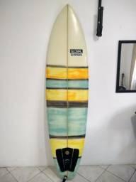 """Prancha para Surf Evolution 7""""2 - 48L - Profissional - Excelente estado! Sem infiltração!"""