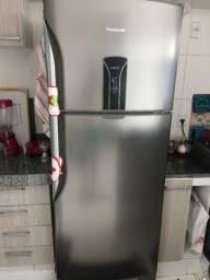 Refrigerador Panasonic NR-BT42BV1X Frost-Free 387L - Refrigerador Panasonic Regeneration