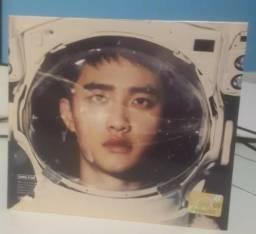 Álbum EXO Sing For You (D.O ver.) cards + poster