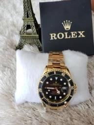 Relógio ROLEX GOLD novo