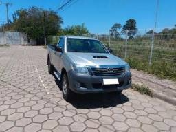 Toyota Hilux 3.0 Cab. Simples - 2014