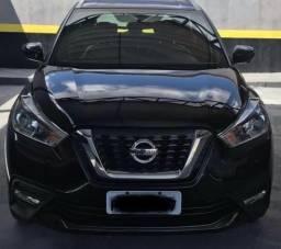 Nissan Kicks SL 1.6 16v automático financiamentos em até 60x sem cnh e sem comprovar renda - 2017