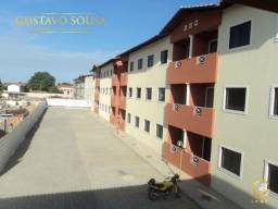 Aproveite, Apartamento NOVO na Maraponga com 3 Quartos com excelente localização