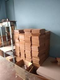 Vendo papelão 1ml.pra bolacha de chopp caixas personalizada