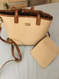Vendo bolsa de lado feminina Shuz