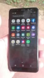 Vende-se o troco Samsung Galaxy A8 Leia o anúncio