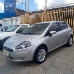 Fiat Punto 1.4 italia completo 2012, preço pra vender rápido - 2012