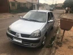 Clio Sedan 2005 Completo - 2005