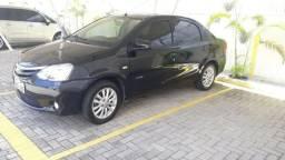 Etios XLS Sedan 1.5 Fllex 16V 4P Mec - GNV ( 2014 ) - 2014