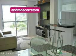 Apartamento 2 quartos e 2 garagens. Cozinha com MODULADOS!