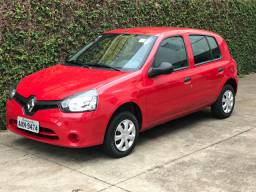 Renault Clio Expression 1.0 Ano 2014 - Único dono - Apenas 39 mil kms
