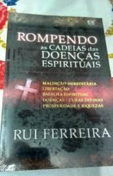 Livro Rompendo as cadeias das doenças espirituais (novo)