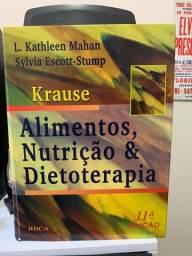 Livro - Krause: Alimento, nutrição e dietoterapia