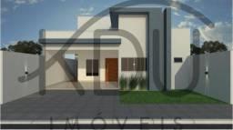 Casa à venda, 2 quartos, 1 suíte, 2 vagas, Buritis II - Primavera do Leste/MT