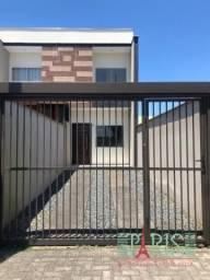Casa à venda com 2 dormitórios em Espinheiros, Joinville cod:371