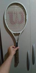 Vendo raquete de tênis 100 reais