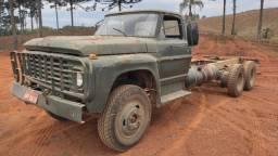 Ford 6x4 1977- Exército Militar Florestal