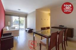 Apartamento 2 quartos e 1 vaga para aluguel no Bacacheri de Curitiba