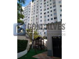 Apartamento à venda com 2 dormitórios em Parque sao vicente, Maua cod:1030-1-139171