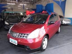 Nissan Livina  S 1.8 (Flex) - AUTOMÁTICO