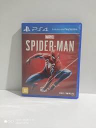 Jogo Spider-Men ps4