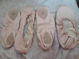 Sapatilha de Ballet meia ponta