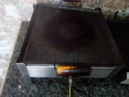 Chapa/fogão alta pressão